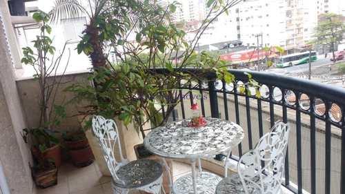 Apartamento, código 61316336 em Santos, bairro José Menino