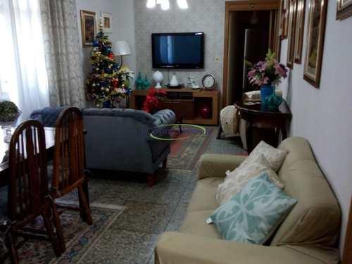Apartamento, código 61292080 em Santos, bairro Embaré