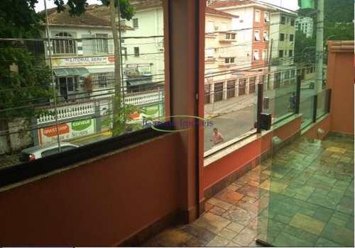 Casa, código 61257320 em Santos, bairro Marapé