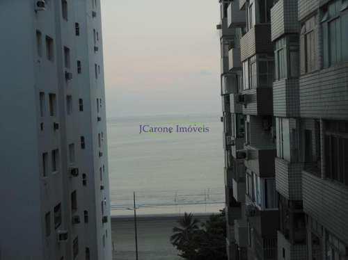 Apartamento, código 61056441 em Santos, bairro Ponta da Praia