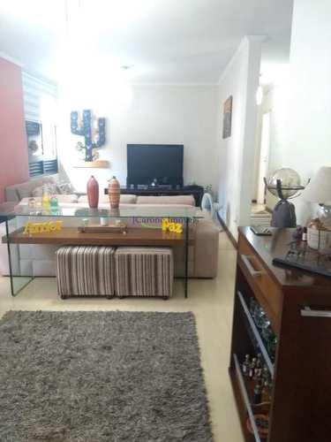 Apartamento, código 61025995 em Santos, bairro Boqueirão