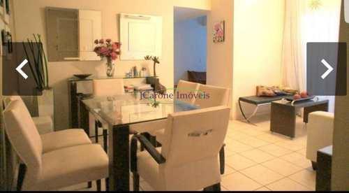 Apartamento, código 61013892 em Santos, bairro Boqueirão