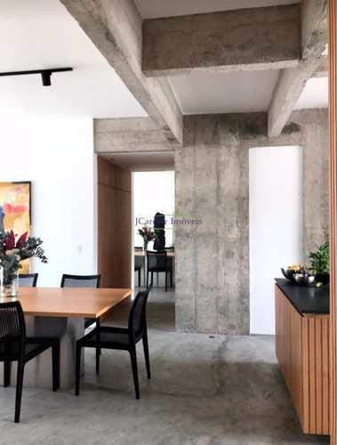 Apartamento, código 61014133 em Santos, bairro Boqueirão