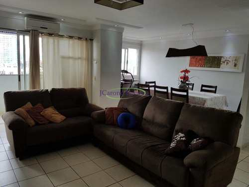 Apartamento, código 61014858 em Santos, bairro Boqueirão