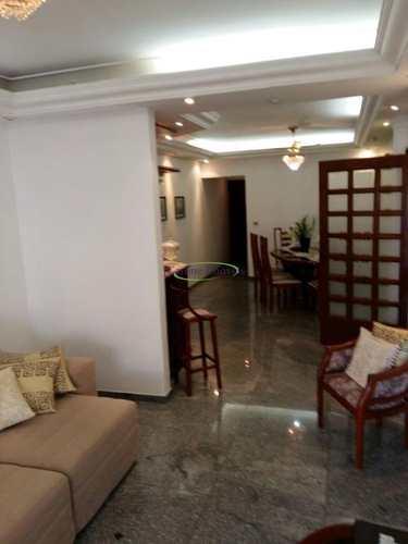 Apartamento, código 61000664 em Santos, bairro Ponta da Praia