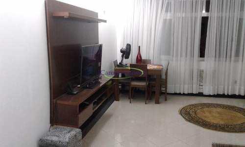 Apartamento, código 61008330 em Santos, bairro Ponta da Praia