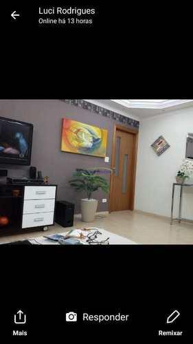 Apartamento, código 60961325 em Santos, bairro Ponta da Praia