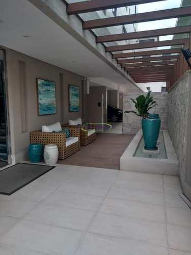 Apartamento, código 60949502 em Santos, bairro Boqueirão