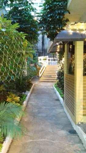 Apartamento, código 60903552 em Santos, bairro Boqueirão