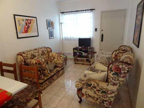 Apartamento, código 60901040 em Santos, bairro Ponta da Praia