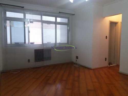 Apartamento, código 60901700 em Santos, bairro Campo Grande