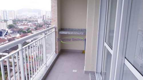 Apartamento, código 60869612 em Santos, bairro Vila Mathias