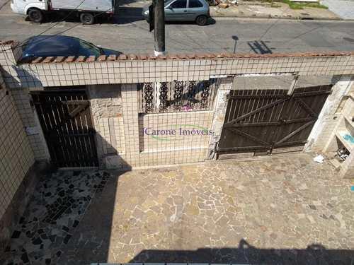 Casa, código 60869384 em Santos, bairro Aparecida