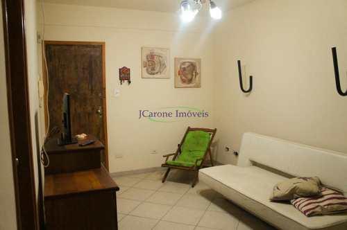 Apartamento, código 60850328 em Santos, bairro Ponta da Praia