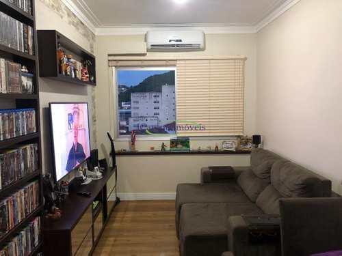 Apartamento, código 60646782 em Santos, bairro Vila Belmiro