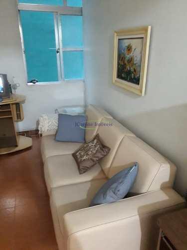 Apartamento, código 60646619 em Santos, bairro José Menino