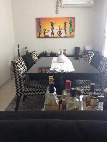 Casa, código 60588260 em Santos, bairro Campo Grande