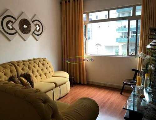 Apartamento, código 60552370 em Santos, bairro Aparecida