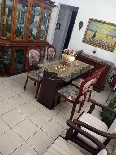 Apartamento, código 60552387 em Santos, bairro Gonzaga