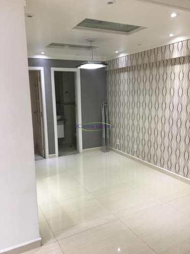 Apartamento, código 60502460 em Santos, bairro Vila Mathias