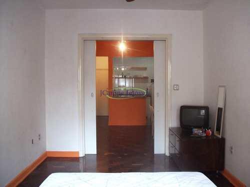 Apartamento, código 60424065 em Santos, bairro Boqueirão