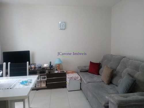 Apartamento, código 60391107 em Santos, bairro José Menino