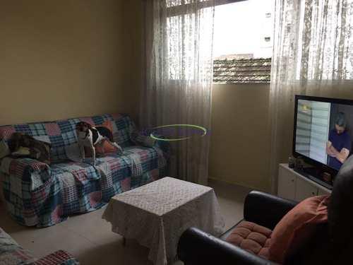 Apartamento, código 60334941 em Santos, bairro Ponta da Praia