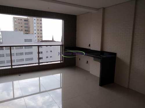 Apartamento, código 60290804 em Santos, bairro Aparecida