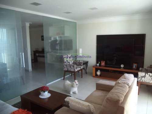 Apartamento, código 60282829 em Santos, bairro Boqueirão
