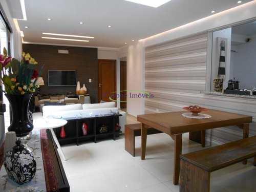 Apartamento, código 60217966 em Santos, bairro Embaré