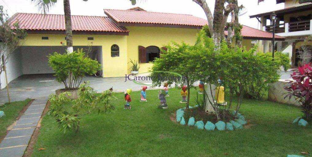 Casa em Bertioga, no bairro Jardim Indaiá