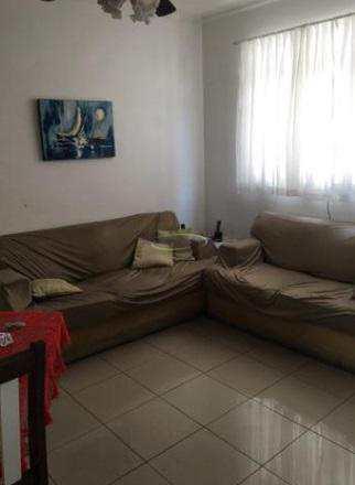 Apartamento, código 60019351 em Santos, bairro Boqueirão