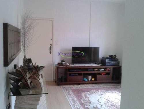 Apartamento, código 59951379 em Santos, bairro Embaré