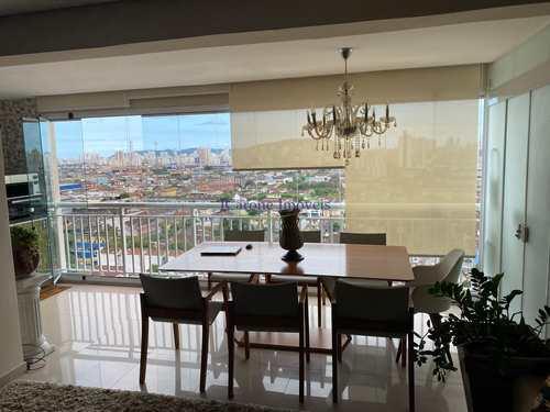 Apartamento, código 64152176 em Santos, bairro Vila Mathias