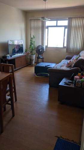 Apartamento, código 64152181 em Santos, bairro Ponta da Praia