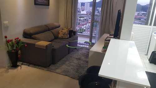 Apartamento, código 64152187 em Santos, bairro Vila Mathias