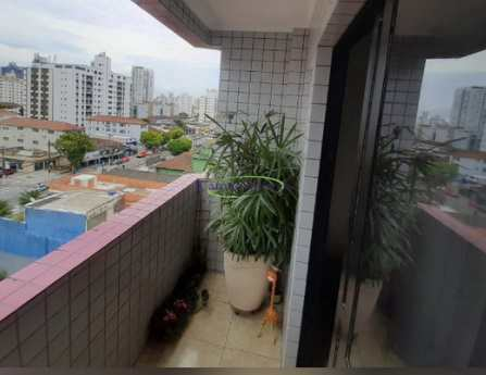 Apartamento, código 64152196 em Santos, bairro Embaré