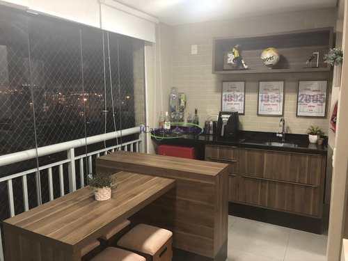 Apartamento, código 64152207 em Santos, bairro Vila Mathias