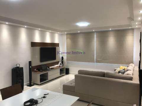 Apartamento, código 64152211 em Santos, bairro Boqueirão
