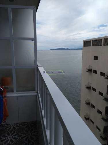 Apartamento, código 64152214 em Santos, bairro Ponta da Praia