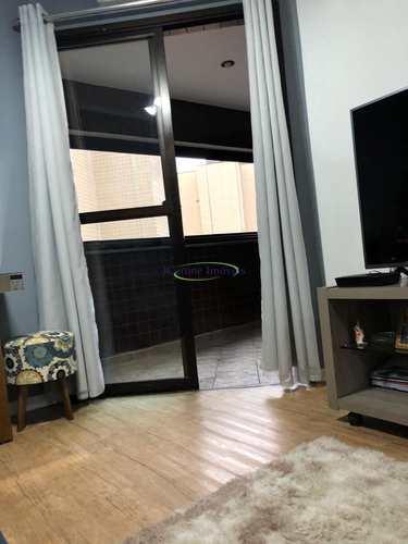 Apartamento, código 64152223 em Santos, bairro Vila Mathias