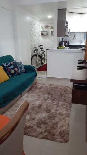 Apartamento, código 64152227 em São Vicente, bairro Centro