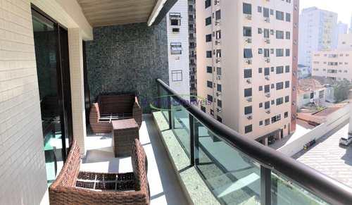 Apartamento, código 64152234 em Santos, bairro José Menino