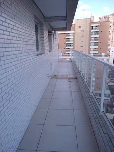 Apartamento, código 64152246 em Santos, bairro Boqueirão