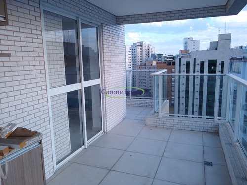 Apartamento, código 64152248 em Santos, bairro Boqueirão
