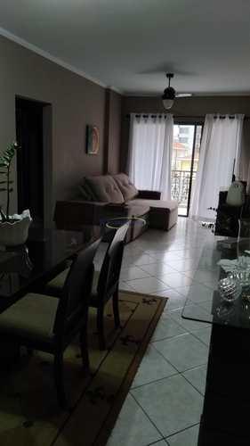 Apartamento, código 64152256 em Santos, bairro Aparecida