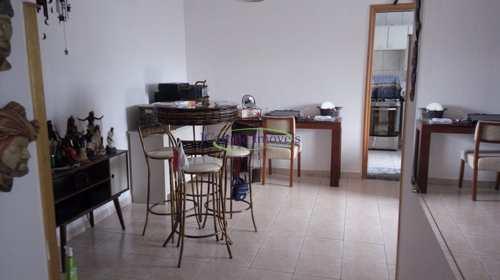 Apartamento, código 64152258 em Santos, bairro Estuário