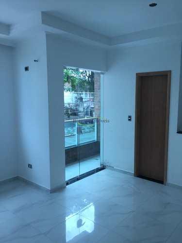 Casa, código 64152276 em Santos, bairro Vila Mathias
