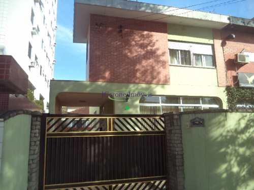 Casa, código 64152296 em Santos, bairro Boqueirão
