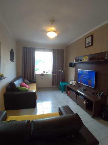 Apartamento, código 64152297 em Santos, bairro Campo Grande
